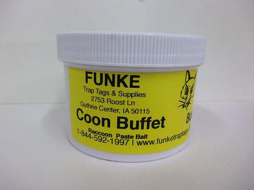 Funke's Coon Buffet Bait