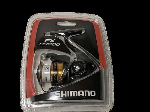 Shimano FX C3000 Spinning Reel