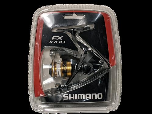 Shimano FX 1000 FC Reel