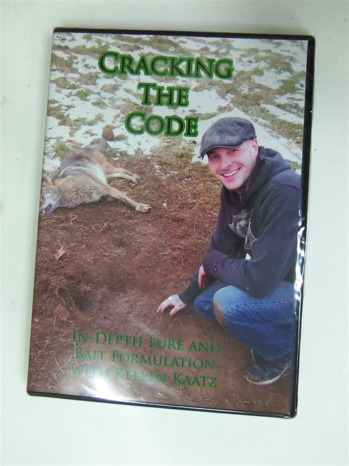 Cracking the Code by Kaatz (DVD)
