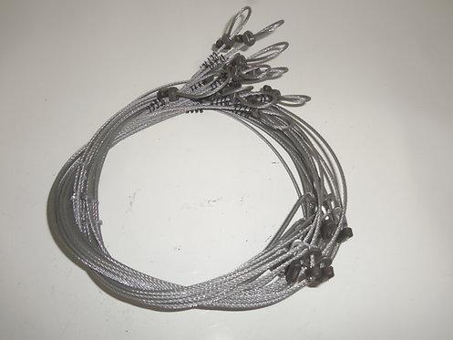 4' Adjustable Micro Lock Snares