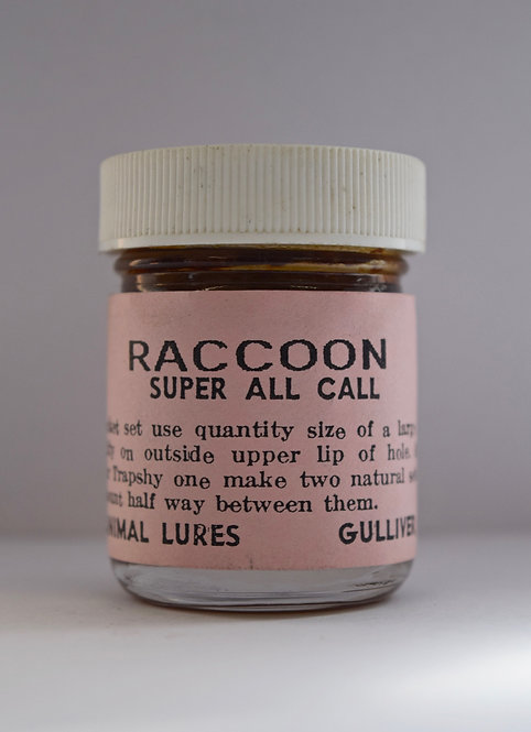 Raccoon - Super All Call
