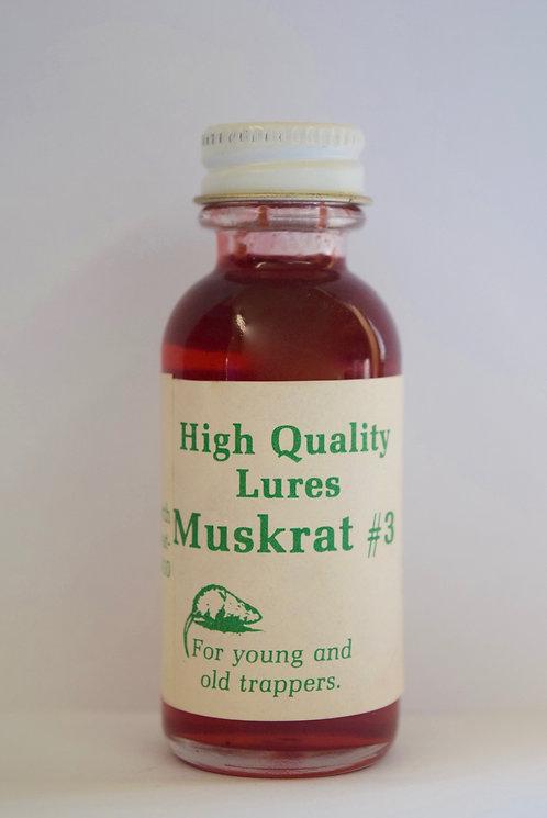 Muskrat No. 3
