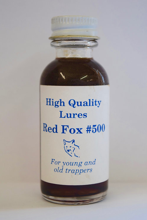 Red Fox No. 500