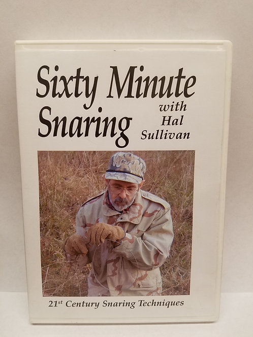Sixty Minute Snaring By Sullivan (DVD)