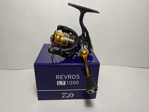 Daiwa Revros LT 1000 Spinning Reel