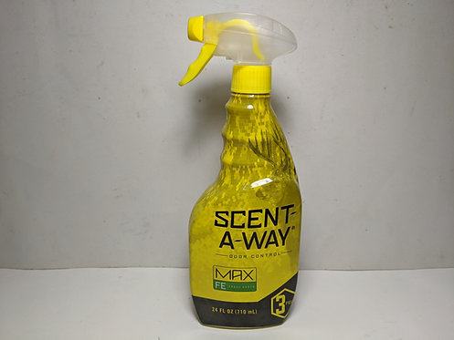 Scent-A-Way Odor Control Max Fresh Earth 24 Oz