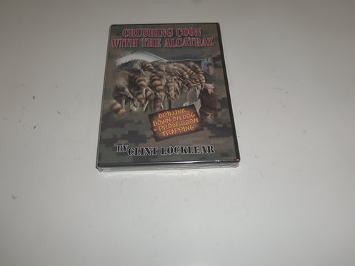 Crushing Coon with the Alcatraz by Clint Locklear (DVD)