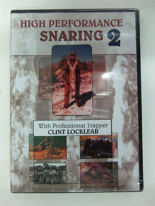 High Performance Snaring Vol. 2 by Clint Locklear (DVD)