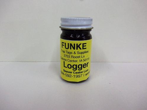 Funke's Logger Lure
