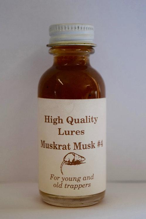 Muskrat No. 4