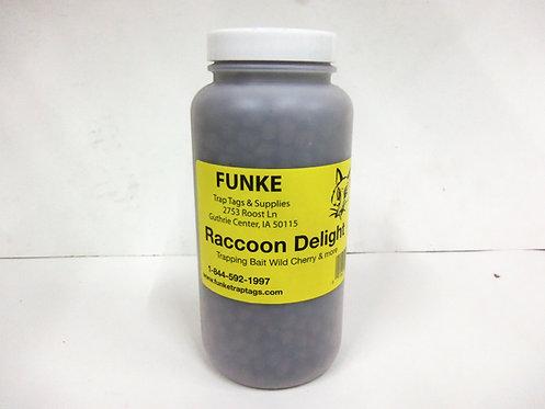 Funke's Raccoon Delight Raccoon Bait