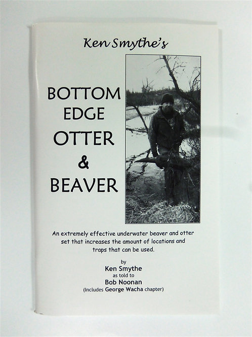 Bottom Edge Otter & Beaver by Smythe