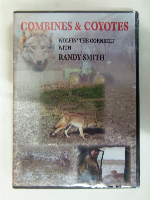 Combines & Coyotes: Wolfin' the Cornbelt by Smith (DVD)