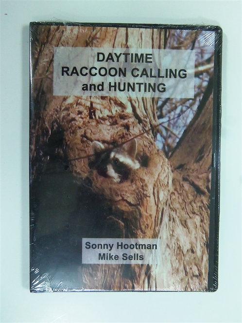 Daytime Raccoon Calling & Hunting by Hootman/Sells (DVD)