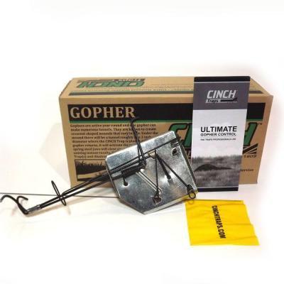 CINCH® Mole/Gopher Trap