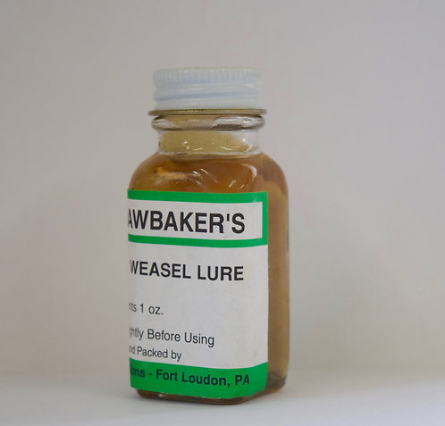 Weasel Lure