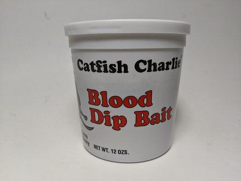 Catfish Charlie Dip Bait 12oz