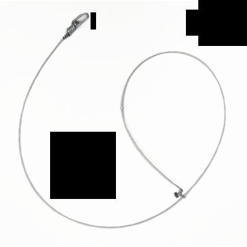 Universal 3/32 Micro Lock Snares