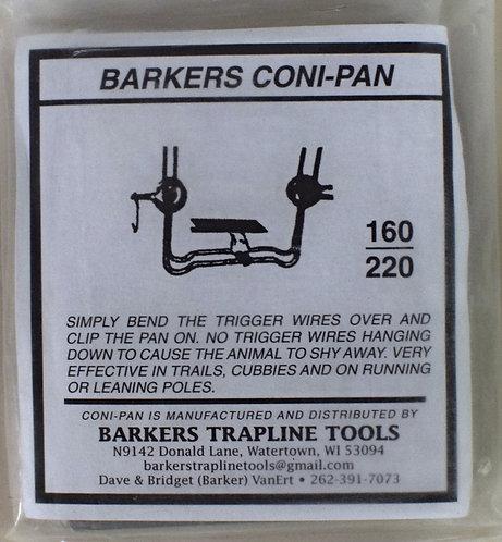 Barker's Coni-pans