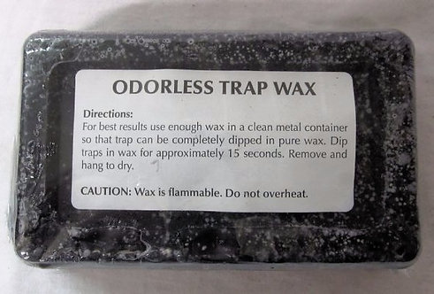 Black Trap Wax