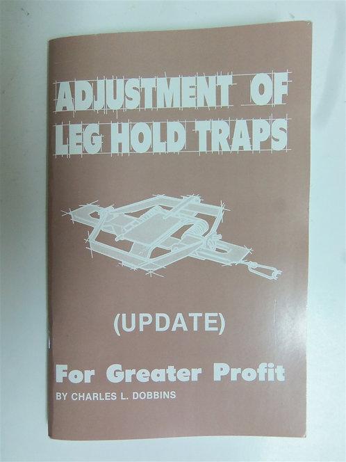 Adjustment of Leghold Traps by Dobbins