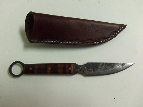 "#1 ""Minker"" w/ Belt Sheath Handmade in the USA"