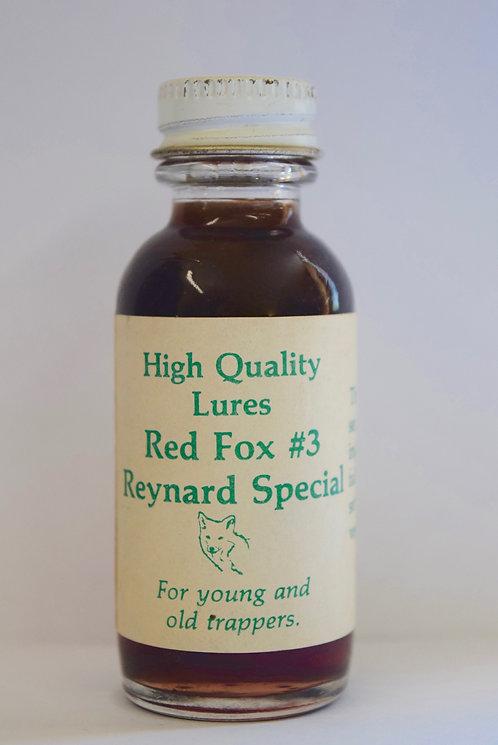 Red Fox No. 3: Reynard Special