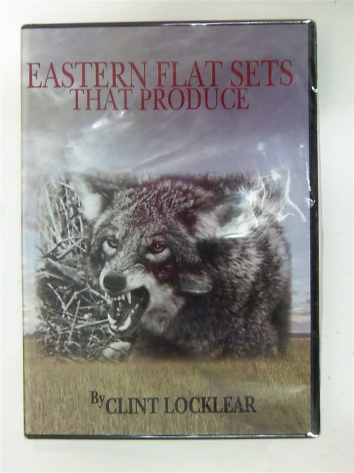 Eastern Flat Sets That Produce by Clint Locklear (DVD)