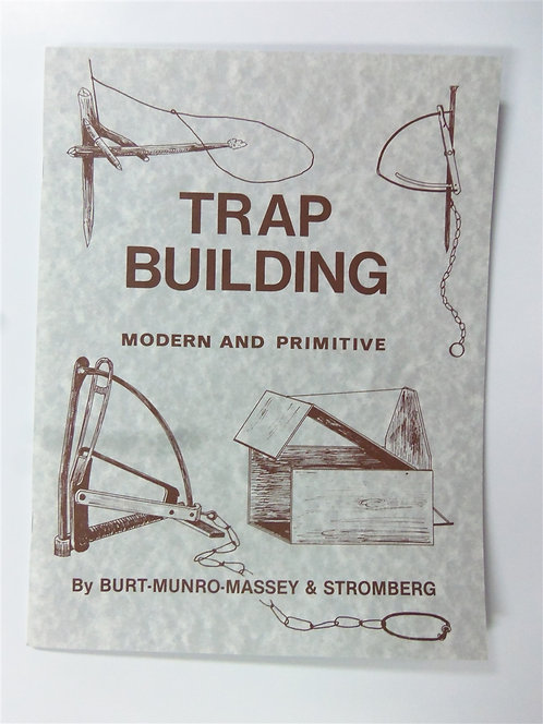 Trap Building Modern & Primitive by Burt-Munro-Massey & Stromberg