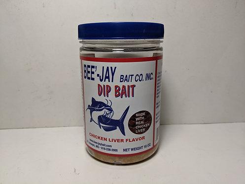 Bee' - Jay Chicken Liver Dip Bait 16 Oz