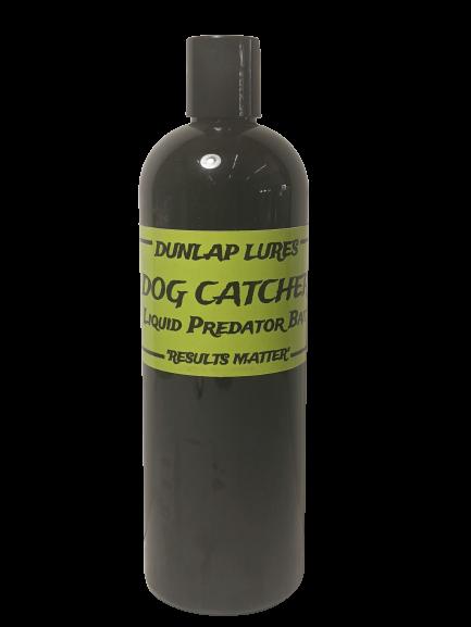 Dunlap's Dog Catcher Liquid Predator Bait 16 oz