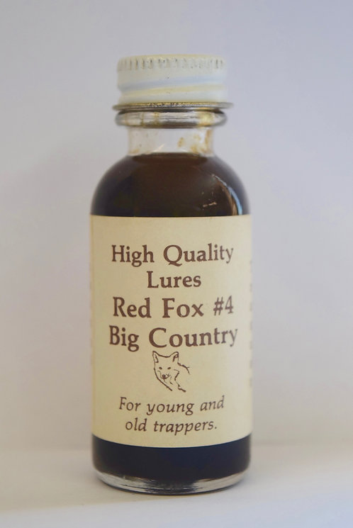 Red Fox No. 4: Big Country