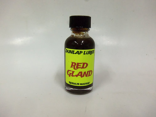 Dunlap's Red Gland Lure