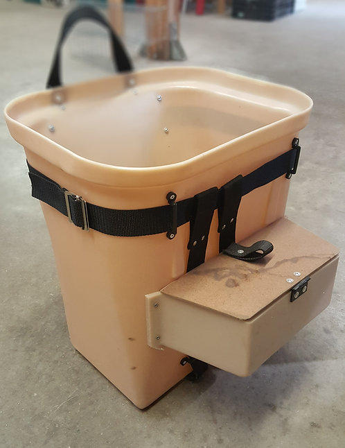 Fiber Tuff Pack Basket