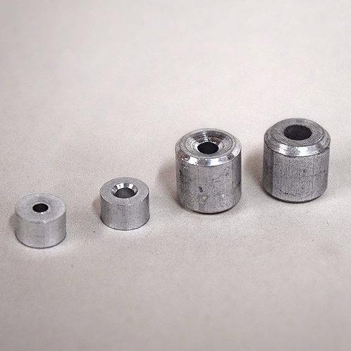 Aluminum Stops (Single Ferrules)