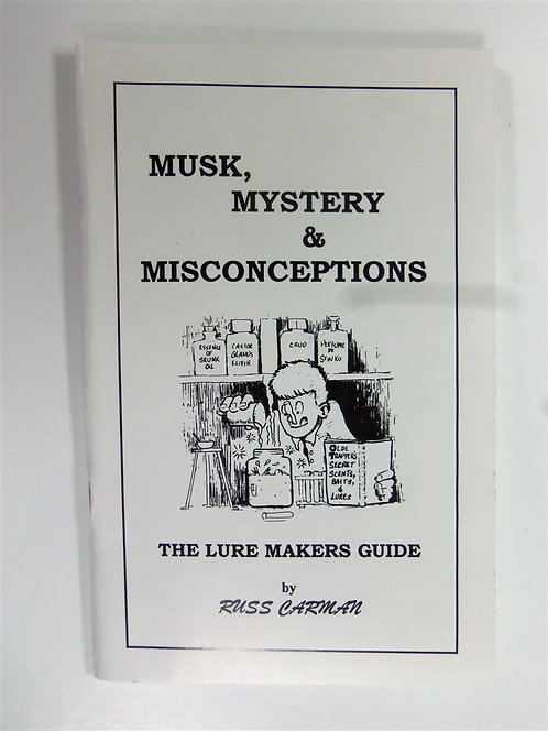 Musk, Mystery, and Misconceptions by Carman