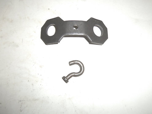 Double Trap Stake Swivels MADE IN USA