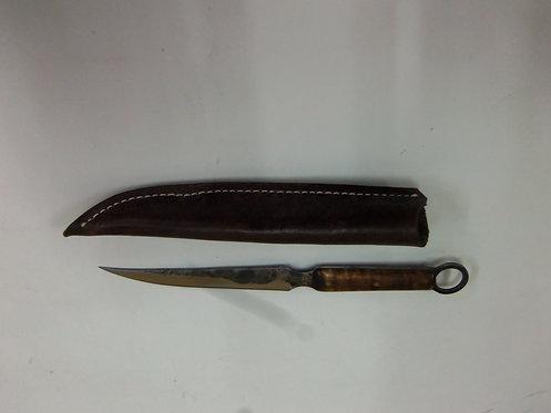 "#1 ""Filet"" w/ Belt Sheath Handmade in the USA"