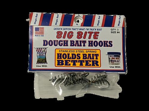 Magic Bait Big Bite Dough Bait Hooks