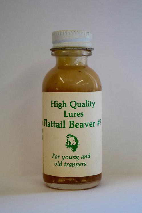 Beaver No. 3: Flattail Beaver