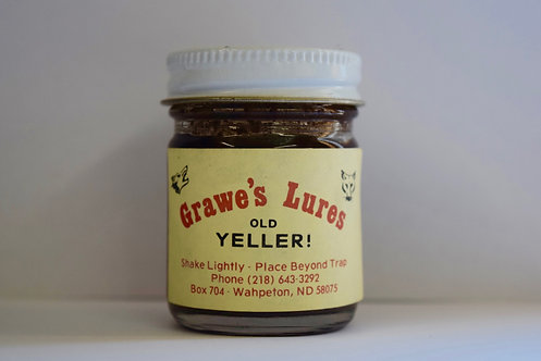 Grawe's Old Yeller Lure