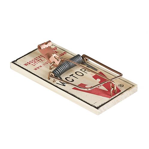 Victor® Metal Pedal Mouse Trap (2pk)