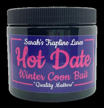 Sarah's Hot Date - Winter Coon Bait