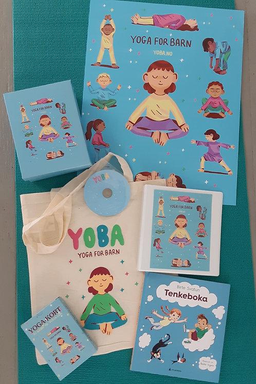 Yoba | Utdanningsboks (startsett)