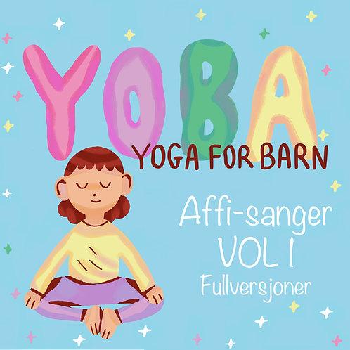 Yoba | Affi-sanger Vol 1 (CD)