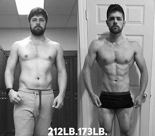 Tyler Ratcliffe Weight loss Transformation