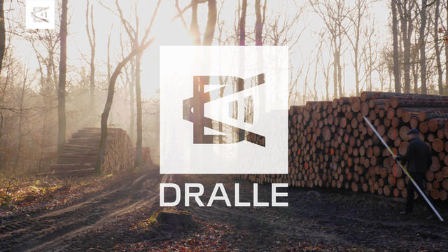 the Dralle Webserver - test the plattform for your wood data and management