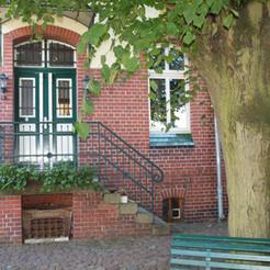 Innenhof - Alte Brücker Post