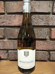Domaine Montrose 2019 Chardonnay 100%
